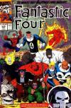 Fantastic Four #349 comic books - cover scans photos Fantastic Four #349 comic books - covers, picture gallery