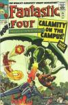 Fantastic Four #35 comic books - cover scans photos Fantastic Four #35 comic books - covers, picture gallery