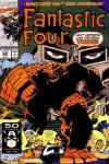 Fantastic Four #350 Comic Books - Covers, Scans, Photos  in Fantastic Four Comic Books - Covers, Scans, Gallery