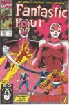 Fantastic Four #351 comic books - cover scans photos Fantastic Four #351 comic books - covers, picture gallery