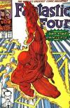 Fantastic Four #353 comic books - cover scans photos Fantastic Four #353 comic books - covers, picture gallery