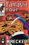 Fantastic Four #355 comic books - cover scans photos Fantastic Four #355 comic books - covers, picture gallery