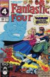 Fantastic Four #356 comic books - cover scans photos Fantastic Four #356 comic books - covers, picture gallery