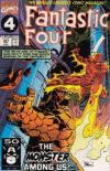 Fantastic Four #357 Comic Books - Covers, Scans, Photos  in Fantastic Four Comic Books - Covers, Scans, Gallery