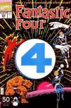Fantastic Four #358 comic books - cover scans photos Fantastic Four #358 comic books - covers, picture gallery