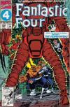 Fantastic Four #359 comic books - cover scans photos Fantastic Four #359 comic books - covers, picture gallery