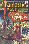 Fantastic Four #36 comic books - cover scans photos Fantastic Four #36 comic books - covers, picture gallery