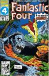 Fantastic Four #360 comic books - cover scans photos Fantastic Four #360 comic books - covers, picture gallery