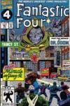 Fantastic Four #361 comic books - cover scans photos Fantastic Four #361 comic books - covers, picture gallery