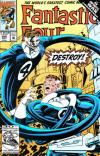 Fantastic Four #366 comic books - cover scans photos Fantastic Four #366 comic books - covers, picture gallery