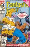 Fantastic Four #367 Comic Books - Covers, Scans, Photos  in Fantastic Four Comic Books - Covers, Scans, Gallery
