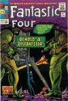 Fantastic Four #37 comic books - cover scans photos Fantastic Four #37 comic books - covers, picture gallery