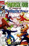 Fantastic Four #374 comic books - cover scans photos Fantastic Four #374 comic books - covers, picture gallery