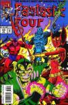 Fantastic Four #378 Comic Books - Covers, Scans, Photos  in Fantastic Four Comic Books - Covers, Scans, Gallery