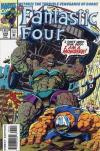 Fantastic Four #379 comic books - cover scans photos Fantastic Four #379 comic books - covers, picture gallery