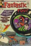 Fantastic Four #38 comic books - cover scans photos Fantastic Four #38 comic books - covers, picture gallery