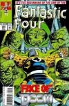 Fantastic Four #380 comic books - cover scans photos Fantastic Four #380 comic books - covers, picture gallery