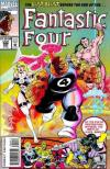 Fantastic Four #386 comic books - cover scans photos Fantastic Four #386 comic books - covers, picture gallery