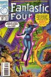 Fantastic Four #387 comic books - cover scans photos Fantastic Four #387 comic books - covers, picture gallery