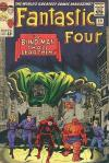 Fantastic Four #39 Comic Books - Covers, Scans, Photos  in Fantastic Four Comic Books - Covers, Scans, Gallery