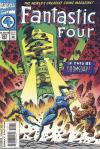 Fantastic Four #391 Comic Books - Covers, Scans, Photos  in Fantastic Four Comic Books - Covers, Scans, Gallery