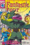 Fantastic Four #392 Comic Books - Covers, Scans, Photos  in Fantastic Four Comic Books - Covers, Scans, Gallery