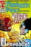 Fantastic Four #395 comic books - cover scans photos Fantastic Four #395 comic books - covers, picture gallery