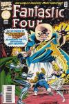 Fantastic Four #398 Comic Books - Covers, Scans, Photos  in Fantastic Four Comic Books - Covers, Scans, Gallery