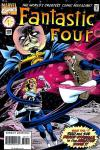 Fantastic Four #399 comic books - cover scans photos Fantastic Four #399 comic books - covers, picture gallery