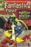 Fantastic Four #40 comic books - cover scans photos Fantastic Four #40 comic books - covers, picture gallery