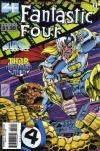 Fantastic Four #402 comic books - cover scans photos Fantastic Four #402 comic books - covers, picture gallery