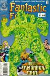 Fantastic Four #405 comic books - cover scans photos Fantastic Four #405 comic books - covers, picture gallery