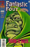 Fantastic Four #406 comic books - cover scans photos Fantastic Four #406 comic books - covers, picture gallery