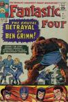 Fantastic Four #41 Comic Books - Covers, Scans, Photos  in Fantastic Four Comic Books - Covers, Scans, Gallery
