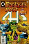 Fantastic Four #410 comic books - cover scans photos Fantastic Four #410 comic books - covers, picture gallery