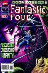 Fantastic Four #413 comic books - cover scans photos Fantastic Four #413 comic books - covers, picture gallery