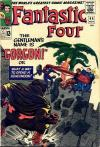 Fantastic Four #44 Comic Books - Covers, Scans, Photos  in Fantastic Four Comic Books - Covers, Scans, Gallery