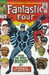 Fantastic Four #46 Comic Books - Covers, Scans, Photos  in Fantastic Four Comic Books - Covers, Scans, Gallery