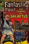 Fantastic Four #48 Comic Books - Covers, Scans, Photos  in Fantastic Four Comic Books - Covers, Scans, Gallery