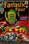 Fantastic Four #49 Comic Books - Covers, Scans, Photos  in Fantastic Four Comic Books - Covers, Scans, Gallery