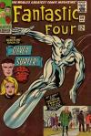 Fantastic Four #50 Comic Books - Covers, Scans, Photos  in Fantastic Four Comic Books - Covers, Scans, Gallery