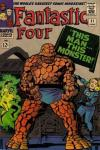 Fantastic Four #51 Comic Books - Covers, Scans, Photos  in Fantastic Four Comic Books - Covers, Scans, Gallery