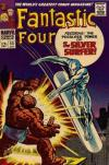 Fantastic Four #55 comic books - cover scans photos Fantastic Four #55 comic books - covers, picture gallery