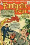 Fantastic Four #6 Comic Books - Covers, Scans, Photos  in Fantastic Four Comic Books - Covers, Scans, Gallery