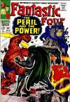 Fantastic Four #60 comic books - cover scans photos Fantastic Four #60 comic books - covers, picture gallery