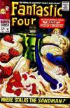 Fantastic Four #61 comic books - cover scans photos Fantastic Four #61 comic books - covers, picture gallery