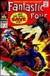 Fantastic Four #62 comic books - cover scans photos Fantastic Four #62 comic books - covers, picture gallery