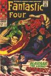 Fantastic Four #63 comic books - cover scans photos Fantastic Four #63 comic books - covers, picture gallery