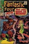 Fantastic Four #66 comic books - cover scans photos Fantastic Four #66 comic books - covers, picture gallery