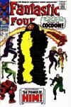 Fantastic Four #67 comic books - cover scans photos Fantastic Four #67 comic books - covers, picture gallery